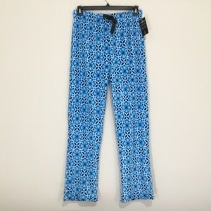 Other - Mayfair Velvet Lounge Pajama Pant Women Size L